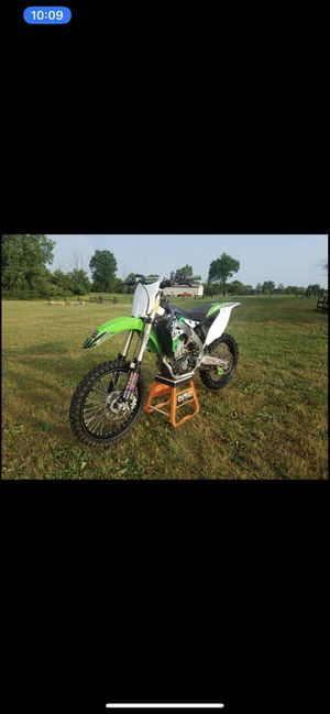 2012 Kawasaki kx450 for Sale in Romulus, MI