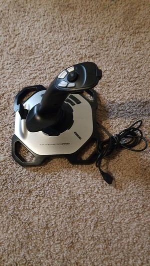Logitech Extreme 3D Pro Joystick for Sale in Alexandria, VA