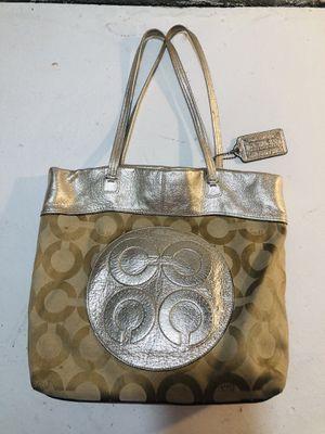 Coach tote bag for Sale in Spokane, WA