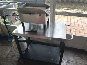 FLAT GAS GRILL for Sale in Lauderhill, FL
