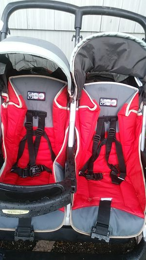 Stroller baby double Aria model by Peg Perego was 395. New! Excellent condition clean! for Sale in Beaverton, OR
