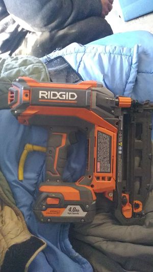 Finishing nail gun for Sale in Bakersfield, CA