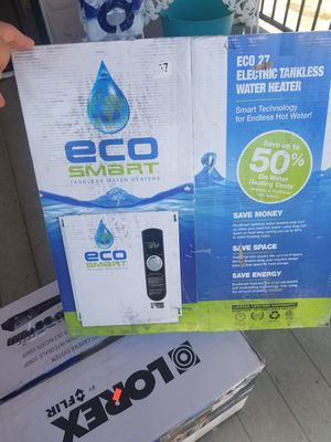 Eco Smart eco 27 Tankless Water Heater for Sale in Fresno, CA