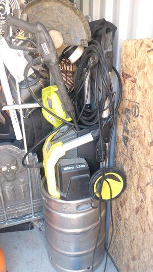 Karcher 1800 PSI pressure washer for Sale in Salt Lake City, UT
