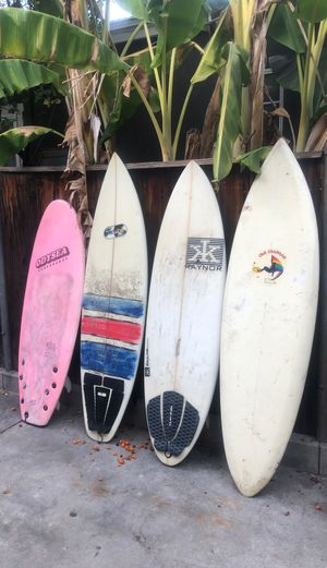 Surfboards catch surf, owl Chapman for Sale in Los Angeles, CA