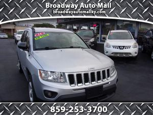 2011 Jeep Compass Limited for Sale in Lexington, KY