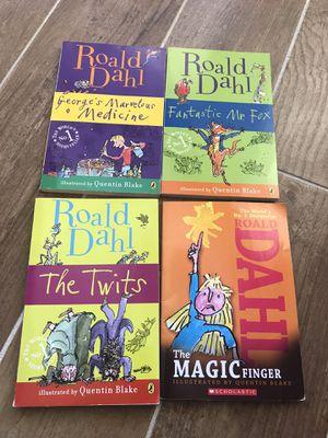 Roald Dahl books for Sale in Peoria, AZ