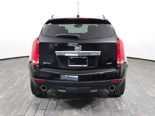 2016 Cadillac SRX