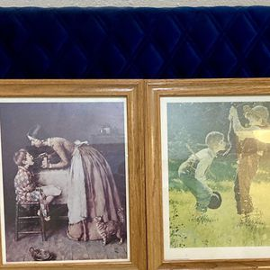 Vintage Norman Rockwell Prints for Sale in Lynnwood, WA