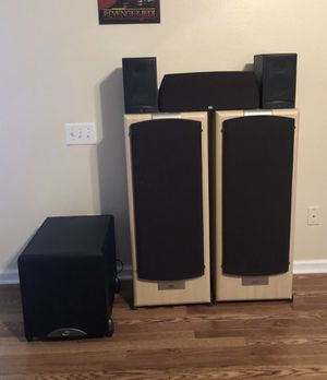 High End Home Theater Speakers for Sale in Kissimmee, FL