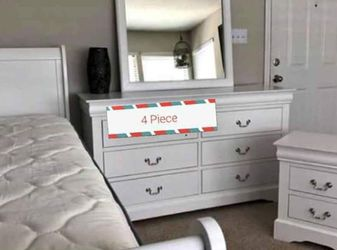 Brand New Crown Mark Bedroom Set twin/full/queen/King size bed options for Sale in Houston,  TX