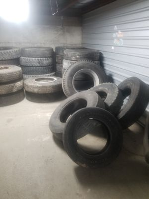 Used Big rig tires and auto tires for Sale in Festus, MO