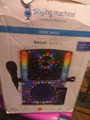 Karaoke Sing machine classic series toys for Sale in Jonesboro, GA