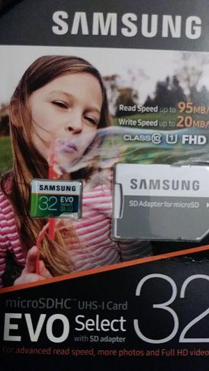 Samsung Evo micro Sd Card for Sale in Portland, OR