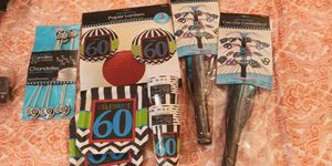 60th Birthday Decorations for Sale in Union City, CA