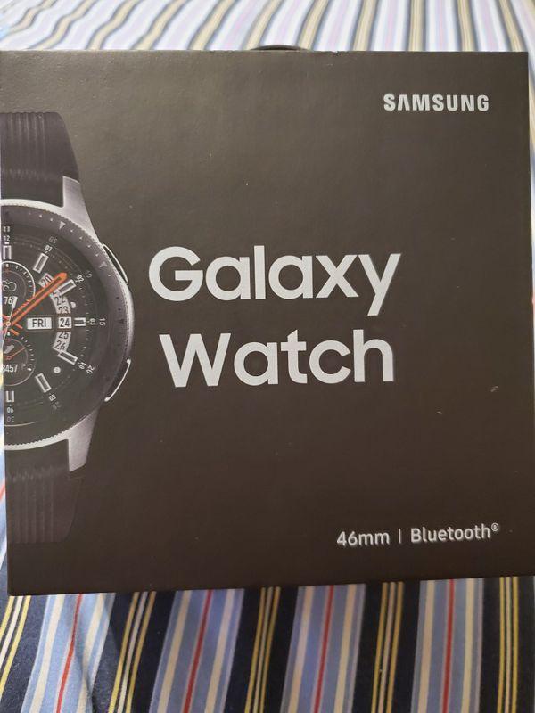 Samsung Galaxy Watch 46mm **Bluetooth**