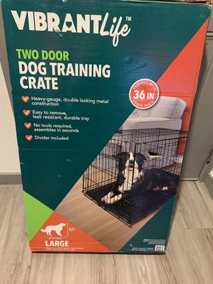 Large Dog crate for Sale in Arlington, TX