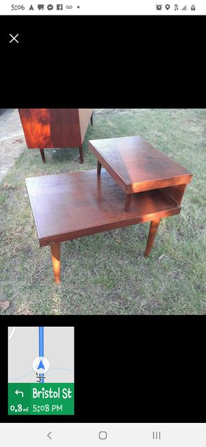 M8D CENTURY END TABLE NIGHT STAND for Sale in Eatontown, NJ