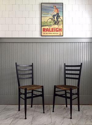 |beautiful| pair of Italian mid-century chairs for Sale in Columbus, OH