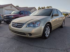 2003 Nissan Altima with Smog for Sale in North Las Vegas, NV
