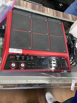 ROLAND SPD DJ EQUIPMENT for Sale in Aurora, CO