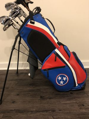Custom Tennessee golf bag for Sale in Nashville, TN