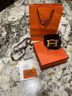 New Hermès belt size 32-38 for Sale in Auburn, WA