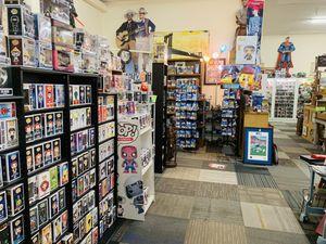 Pops, Bobbleheads, Disney pins, Wwe wrestlers, sports memorabilia, hot wheels, vintage, antique, collection, toys, books, playboy, for Sale in Phoenix, AZ