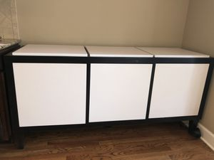 Designer Custom Black and White Cabinet for Sale in Brentwood, TN