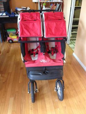 City double jogger stroller r for Sale in Alexandria, VA