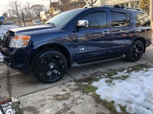 2009 Nissan Armada for Sale in Cleveland, OH