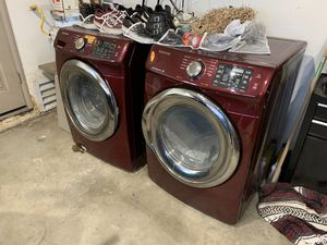 Samsung Washer And Dryer for Sale in El Cajon, CA