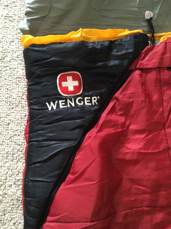 Swiss Army Wagner Sleeping Bag