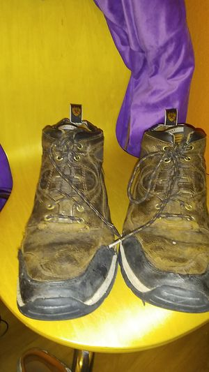Men's work boots size 11 brand ATIAT for Sale in Flagstaff, AZ