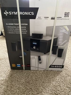 5.1 Home Theater Surround System (6-Pieces), 1,200 Total Watts - OBO for Sale in Wheat Ridge, CO