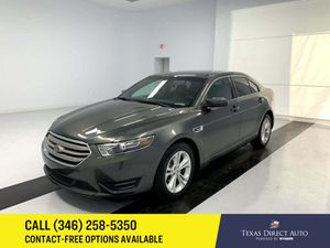 2017 Ford Taurus for Sale in Stafford, TX