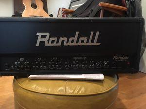 Randall RG series RG1503H Guitar Amplifier Head fo