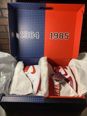 Jordan New Beginnings Pack Retro High 1 & Nike Air Ship for Sale in Irving, TX
