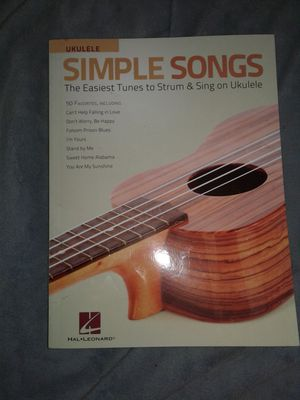 Ukulele book bought wrong book for Sale in Fresno, CA