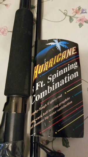 Hurricane fishing rod brand new for Sale in Woonsocket, RI