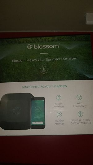 Blossom Smart Sprinkler for Sale in Helmetta, NJ