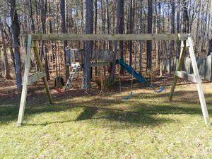 Sturdy Swing Set for Sale in Durham, NC
