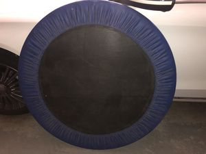 Exercise Mini- Trampoline NICE!!! for Sale in NJ, US