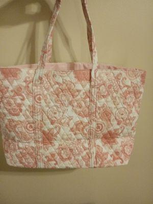 Pink & white Ralph Lauren tote bag...🌸 for Sale in Hampton, GA