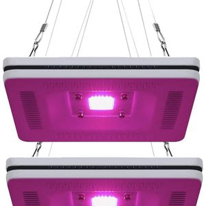 NEW! 2-Pack Professional Full Spectrum LED Grow Light, Total 600W HPS & CFL Grow Lights Equivalent, Best Panel Plant Grow Light for Indoor Plants in G for Sale in Palm City, FL