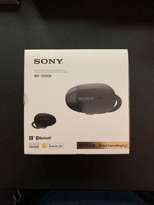 Sony WF-1000X for Sale in Kennesaw, GA