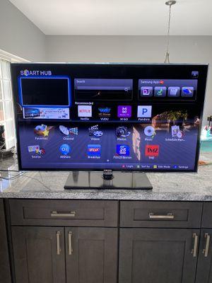 "Samsung un46d6420ufxza 46"" tv for Sale in Trenton, NJ"