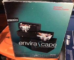 EnviraScape Riverbend Tabletop Fountain for Sale in Columbus, OH