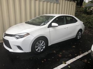2016 Toyota Corolla for Sale in Silver Spring, MD