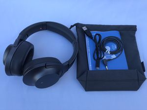 Sony hear on 2 Wireless Bluetooth Noise Cancelling Headphones for Sale in Paramount, CA